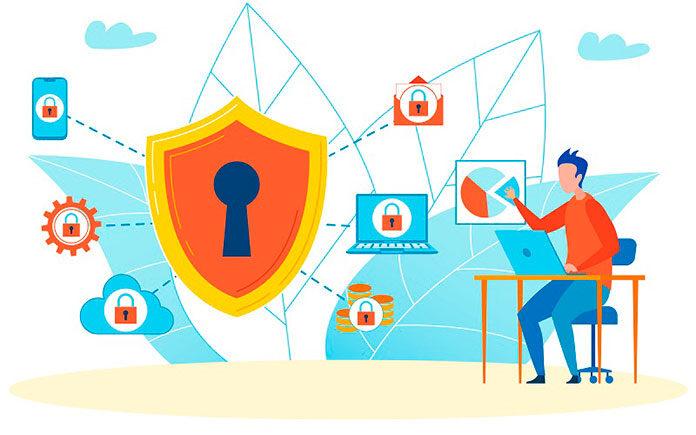 Ochrona internetu z programami Kaspersky